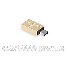 Card Reader micro SD для Type-C T-OTO5 в асортименті