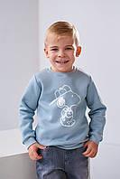 Детский свитшот Stimma Арийн 4487 на мальчика 4-7 лет 122 Ментол
