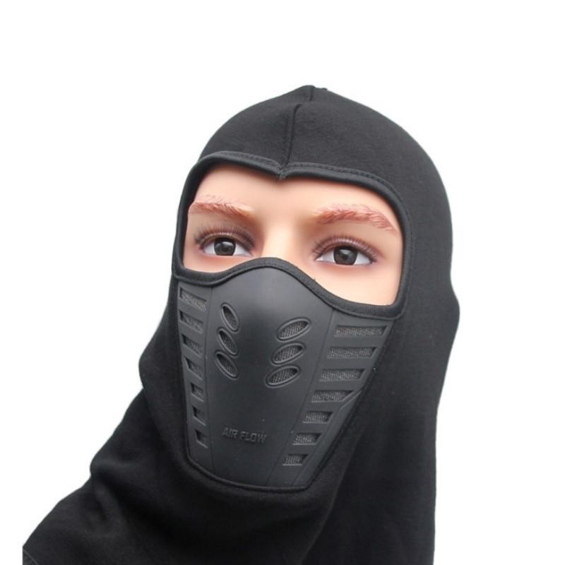 Балаклава маска флис Саб-Зиро (Ниндзя), Унисекс