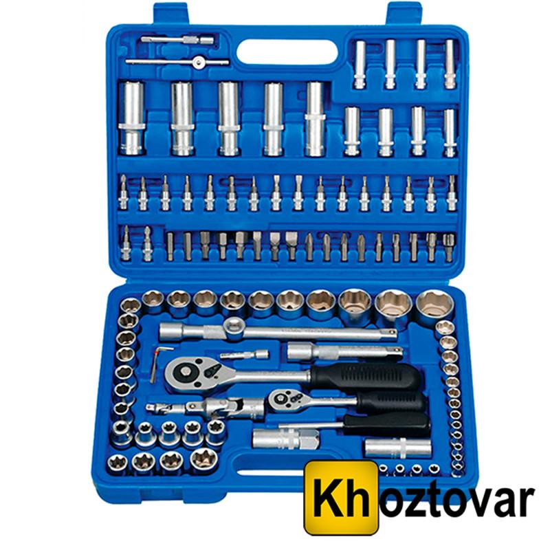 Набір інструментів 108 PCS Reinberg PB-006
