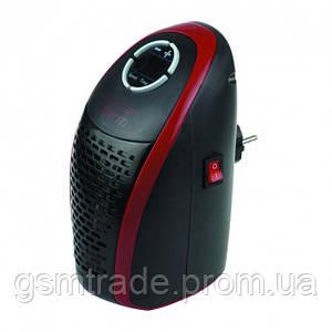 Портативный Мини Обогреватель Wonder Warm 400 W Черный с красным (R0099)