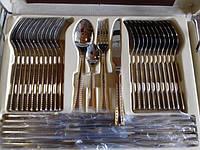 Большой Набор Столовых Приборов Bachmayer BM 7285 72 Шт На 12 Персон Набор Фраже В Кейсе, фото 1