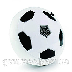 Футбольный мяч с подсветкой для дома Hoverball Black-White (R0123)