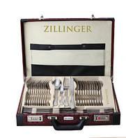 Набор Столовых Приборов В Чемодане Zillinger ZL-852 На 12 Персон Нержавеющая Сталь