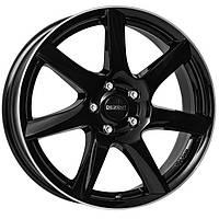 Литые диски Dezent TW R15 W6 PCD5x112 ET43 DIA57.1 (black polished)