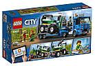 Lego City Транспортировщик для комбайнов 60223, фото 2