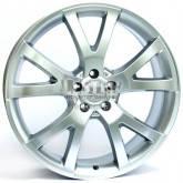 Диски WSP Italy Mercedes (W750) Yalta 10x22 5x112 ET60 DIA66.6 (silver)