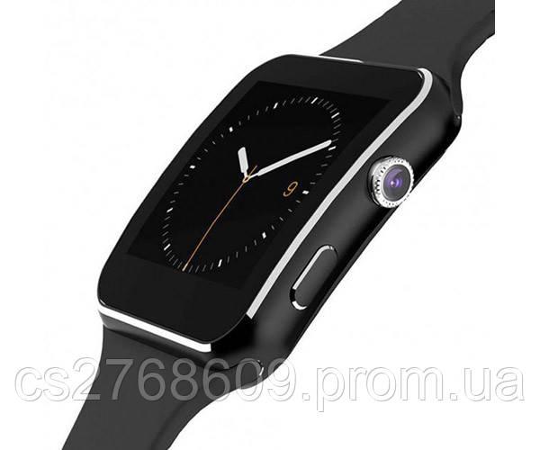 Smart Watch X6 (black)