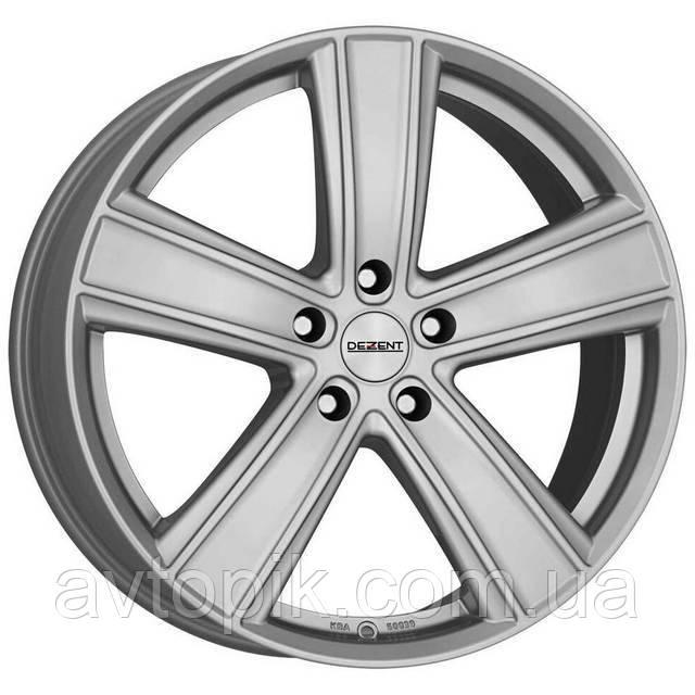 Литые диски Dezent TH R19 W8.5 PCD5x112 ET50 DIA70.1 (silver)