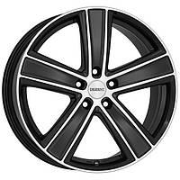 Литые диски Dezent TH R19 W8.5 PCD5x130 ET50 DIA71.6 (black polished)