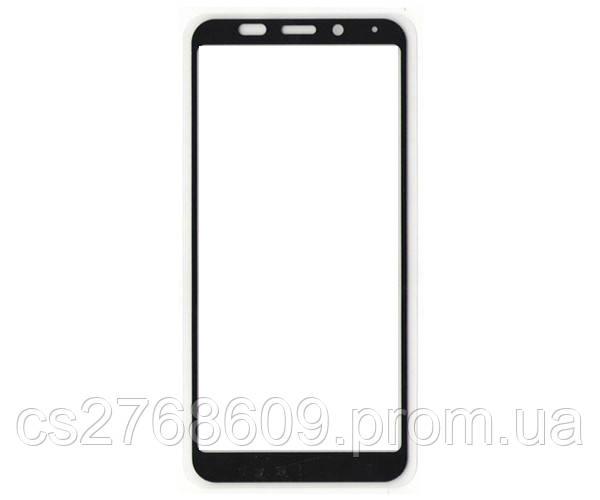 Защитное стекло / Захисне скло Xiaomi Redmi 5 Plus чорний 6D Full
