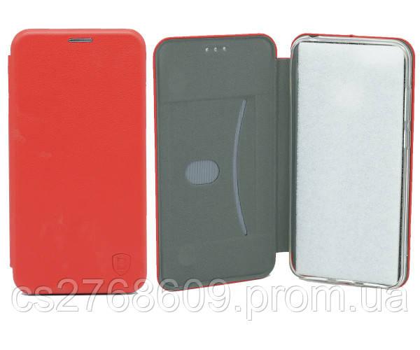 "Книжка ""MANOSS"" slim Xiaomi Redmi 6a червоний"