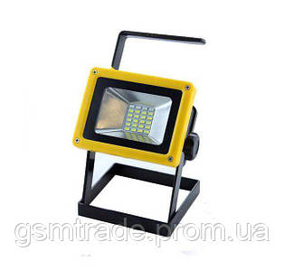 Фонарь-прожектор Ручной X-Balong Черно-желтый (R0148)
