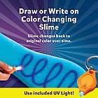 Клей Элмерс для изготовления слаймов рисуй светом по слайму из США Elmer's Glow-in-the-Dark Slime, фото 7