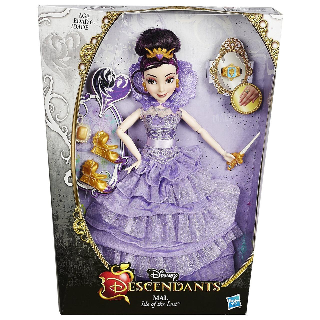 Кукла Дисней Наследники Мэл Коронация Disney Descendants Coronation Mal Isle of the Lost