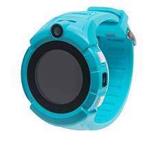 Детские умные GPS-часы Wonlex Smart Baby Watch Q360 голубые