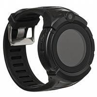 Детские умные GPS-часы Wonlex Smart Baby Watch Q360 черные, фото 1