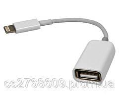 Підключення флешки - iPhone 4 білий
