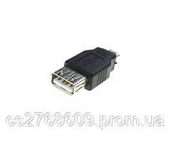Підключення флешки - micro ( розмір mini)