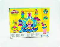 Набор для лепки Play-Doh «Фабрика мороженного» B0306, фото 2