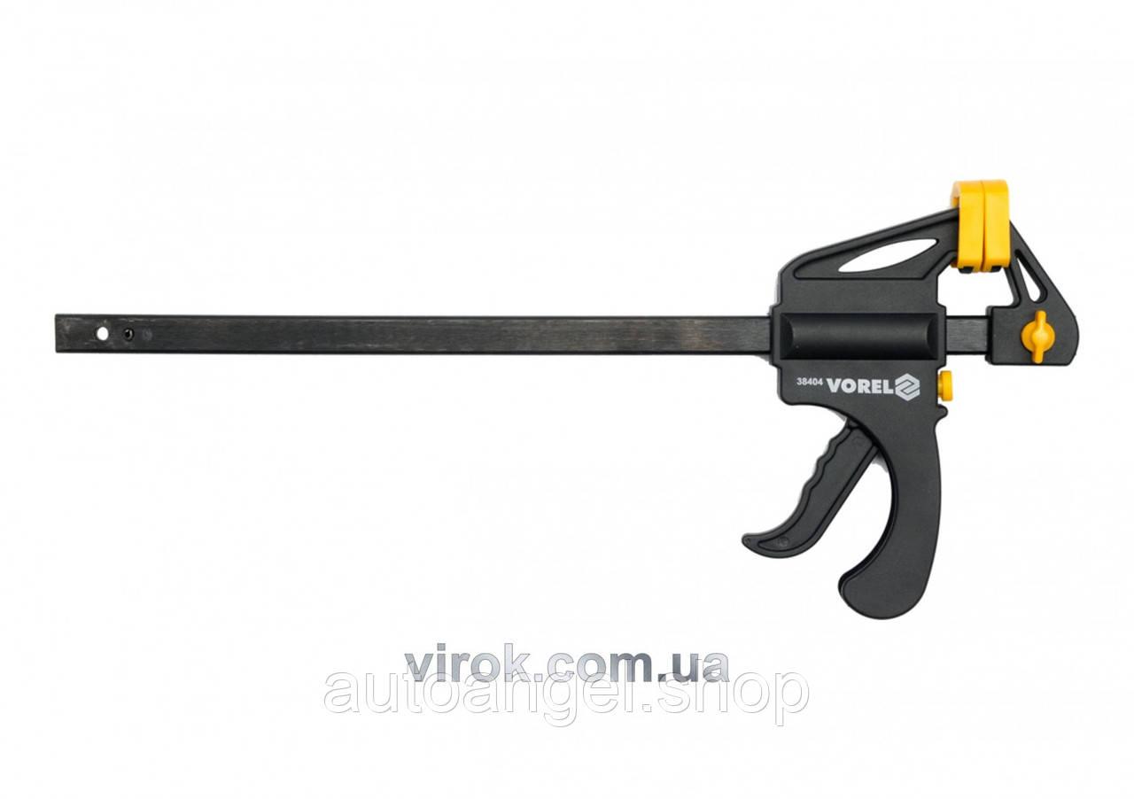 Купить Струбцина автоматична VOREL 750 мм