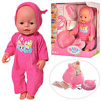 Пупс фунциональный Baby Born BL023E (Беби Борн) на 8 функций