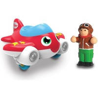 Toys WOW TOYS Jet Plane Piper Реактивный самолет
