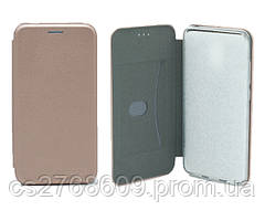 "Книжка ""MANOSS"" slim Samsung Note 9, N960 рожевий"