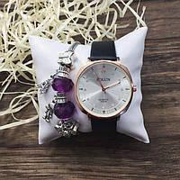 Наручные часы - в стиле Bolun (Чёрные,Ч-96)