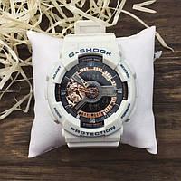 Наручные часы - в стиле Casio G-shock (Белые)