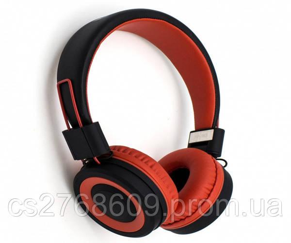 "Навушники Yison ""HP-163"" (red-black)"