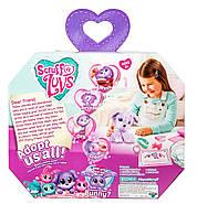 Little Live Няшка Потеряшка питомец сюрприз Фиолетовый Pet - Purple, фото 4