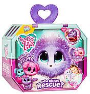 Little Live Няшка Потеряшка питомец сюрприз Фиолетовый Pet - Purple, фото 9