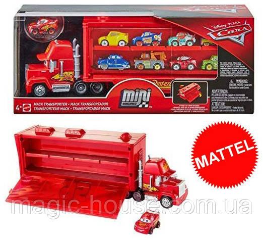 Disney/Pixar Cars Трейлер Мак и Молния Маквин ОРИГИНАЛ от mattel