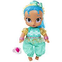 "Fisher-Price Кукла Шайн малышка пупс Shimmer and Shine 10.5"" Baby Shine Genie, фото 1"