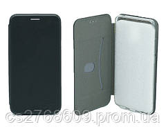 "Книжка ""Aspor"" (manoss) Meizu M6 Note чорний"