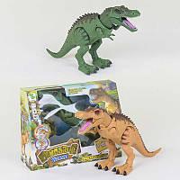 Динозавр 1013 А 242, с проектором, ходит, светятся глаза, звук - 219915