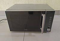 Многофункциональная стильная микроволновая печь-духовка с грилем из Германии Caso MCG20 Chef с гарантией