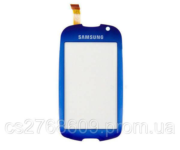 Touchscreen Samsung S7550 (blue)