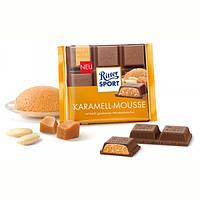 Шоколад Ritter Sport Karamell-Mousse, 100 г (Германия)