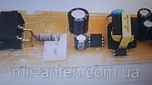 Плата блоку живлення для ресиверів S-1228 і S-1268.1227 (Sat-Integral)