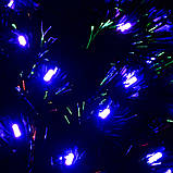 Новогодняя Ёлка 90 см с Led подсветкой 80 веток, фото 5