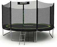 Батут с внешней сеткой Zipro Fitness 496 см