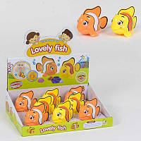 Водоплавающая игра Рыбка Цена за 8 штук в блоке SKL11-218741