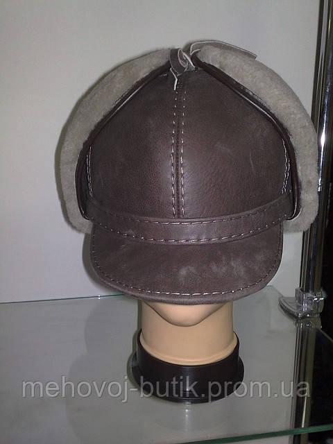 57208c66 Мужская шапка из овчины модель