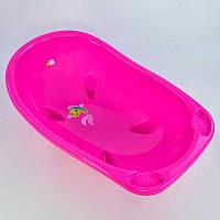 Ванночка детская для купания ST-3033 Bimbo Розовый 5 с рисунком SKL11-218833