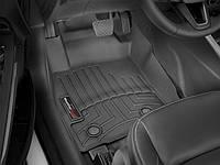 Коврики Ford EcoSport 2013- передние черные   Автоковрики WeatherTech 4413241