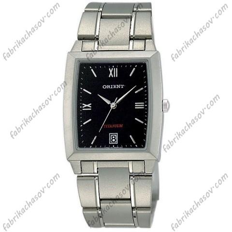 Часы ORIENT TITANIUM CUNBW001B0