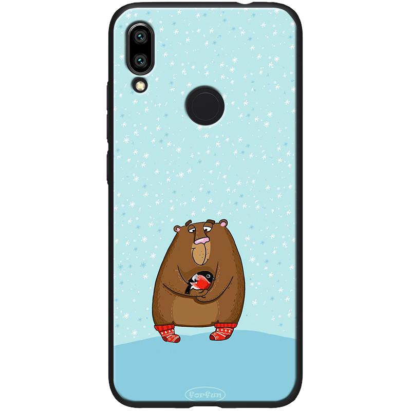 Чехол Xiaomi Redmi Note 7 / Note 7 Pro / Note 7s, TPU+PC ForFun