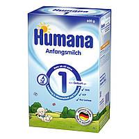 Смесь Humana 1, 600 г 76112 ТМ: Humana
